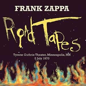 Frank Zappa - Road Tapes - Venue #3 CD (album) cover