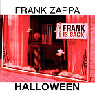 Frank Zappa - Halloween CD (album) cover