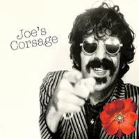 Frank Zappa - Joe's Corsage CD (album) cover