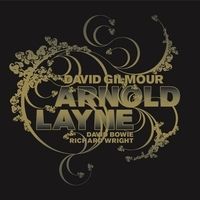 David Gilmour - Arnold Layne CD (album) cover