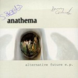 Anathema - Alternative Future CD (album) cover