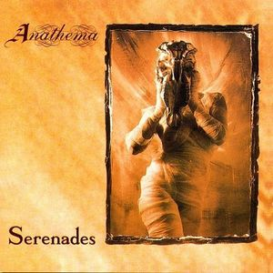 Anathema - Serenades + Crestfallen CD (album) cover