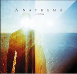 ANATHEMA - Everything CD album cover