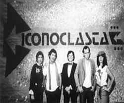 ICONOCLASTA image groupe band picture