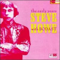 Steve Howe - Steve Howe: The Early Years With Bodast CD (album) cover