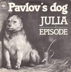 Pavlov's Dog - Julia CD (album) cover