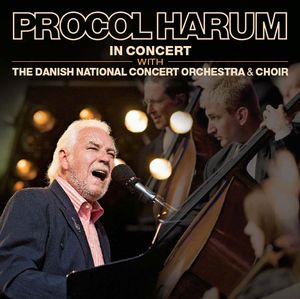 Procol Harum - In Concert With The Danish National Concert Orchestra And Choir CD (album) cover