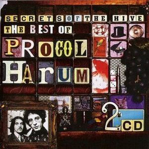 Procol Harum - Secrets Of The Hive - The Best Of Procul Harum CD (album) cover