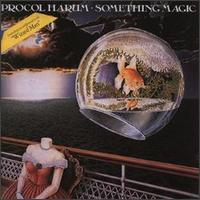PROCOL HARUM - Something Magic CD album cover