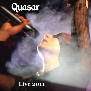 Quasar - Live 2011 CD (album) cover