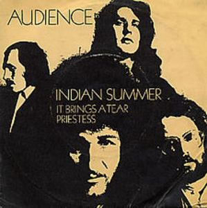 Audience - Indian Summer CD (album) cover