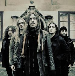 OPETH image groupe band picture