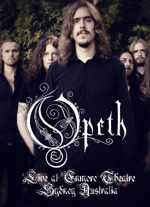 OPETH - Live At Enmore Theatre Sidney Australia CD (album) cover