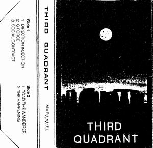 Third Quadrant - N = R* Fp Ne Fl Fi Fc L CD (album) cover