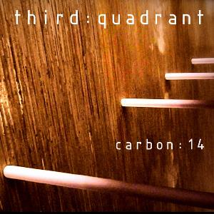 Third Quadrant - Carbon​:​14 CD (album) cover