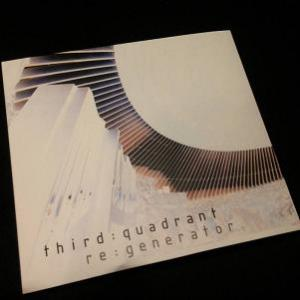 Third Quadrant - Re:generator CD (album) cover