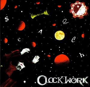 Clockwork - Search CD (album) cover