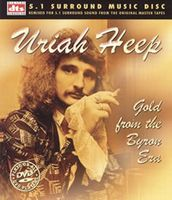 Uriah Heep - Gold From The Byron Era CD (album) cover