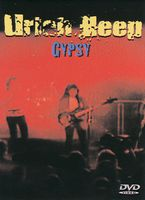 Uriah Heep - Gypsy. Live At London's Camden Palace 1985 DVD (album) cover