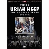Uriah Heep - Inside Uriah Heep - The Hensley Years 1970-1976 DVD (album) cover
