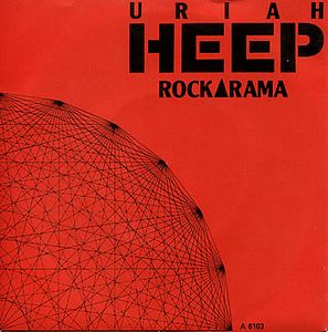 Uriah Heep - Rockarama CD (album) cover