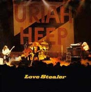 Uriah Heep - Love Stealer CD (album) cover