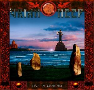 Uriah Heep - Live In Armenia CD (album) cover