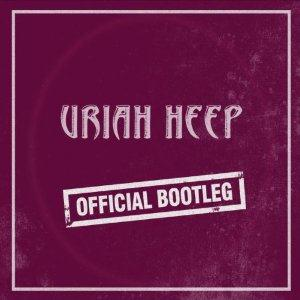 Uriah Heep - Official Bootleg 2011 CD (album) cover