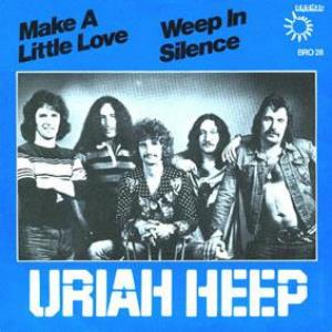 Uriah Heep - Make A Little Love CD (album) cover