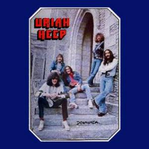 Uriah Heep - Downunda.. CD (album) cover
