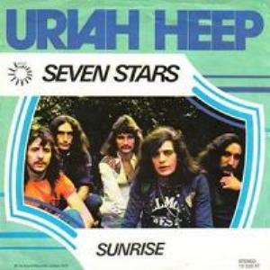 Uriah Heep - Seven Stars CD (album) cover