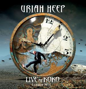 Uriah Heep - Live At Koko London 2014 CD (album) cover