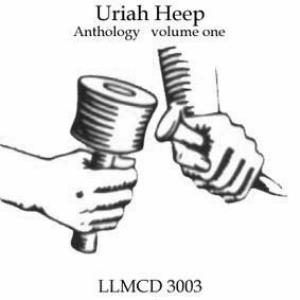 Uriah Heep - Anthology Volume One CD (album) cover