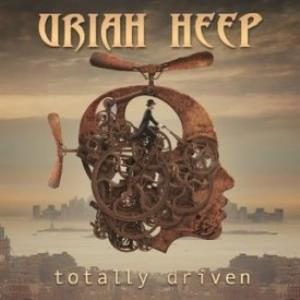 Uriah Heep - Totally Driven CD (album) cover