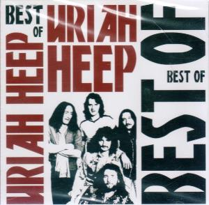 Uriah Heep - Best Of CD (album) cover