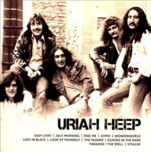 Uriah Heep - Icon CD (album) cover