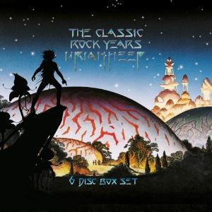 Uriah Heep - The Classic Rock Years CD (album) cover
