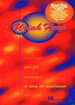 Uriah Heep - A Time To Revelation - 25 Years On CD (album) cover