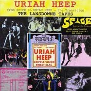 Uriah Heep - The Lansdowne Tapes CD (album) cover