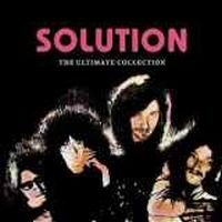 Solution - The Ultimate Collection CD (album) cover