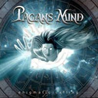 Pagan's Mind - Enigmatic : Calling CD (album) cover