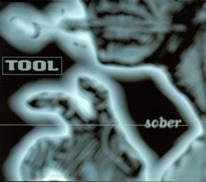 Tool - Sober CD (album) cover