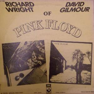 Richard Wright - Drop In From The Top / No Way (david Gilmour) CD (album) cover
