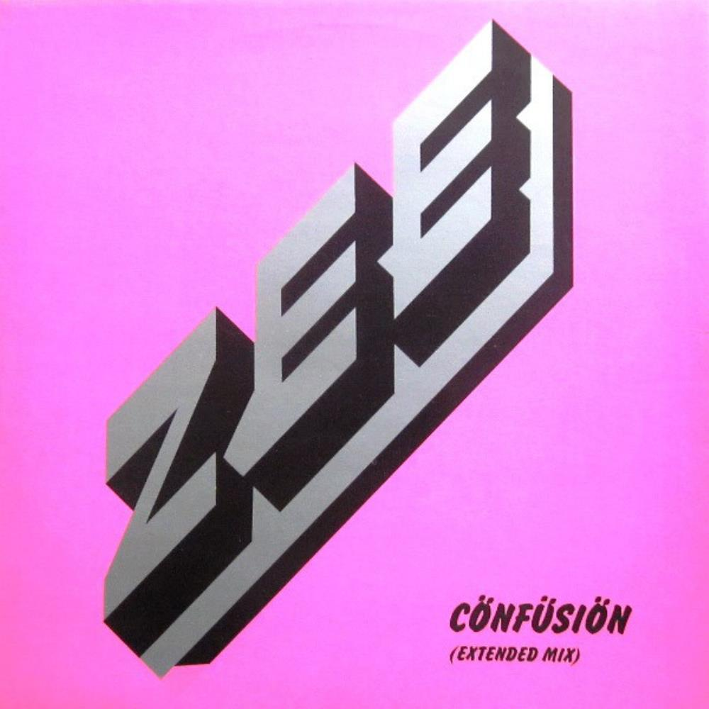 Richard Wright - Confusion (extended Mix) CD (album) cover