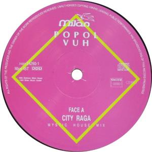 Popol Vuh - City Raga CD (album) cover