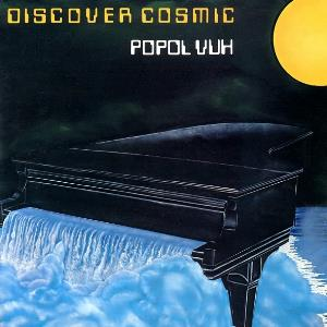 Popol Vuh - Discover Cosmic CD (album) cover