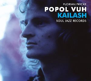 Popol Vuh - Kailash CD (album) cover