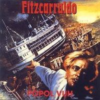 Popol Vuh - Fitzcarraldo CD (album) cover
