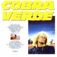 Popol Vuh - Cobra Verde CD (album) cover