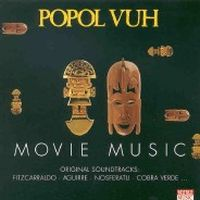 Popol Vuh - Movie Music CD (album) cover